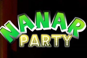 nanar party logo