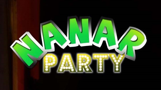 nanar party logo