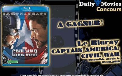 Concours : Captain America - Civil War