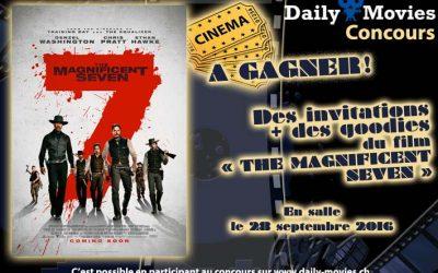 Concours: The Magnificent seven