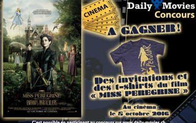 Concours : Miss Peregrine