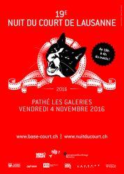 NUIT DU COURT MÉTRAGE – TOURNÉE 2016