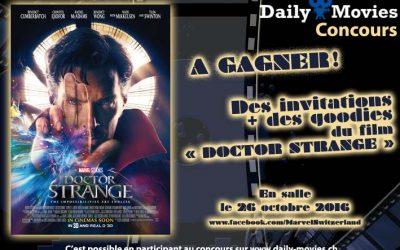 Concours Doctor Strange