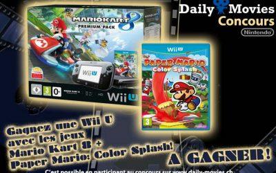 Concours Wii U
