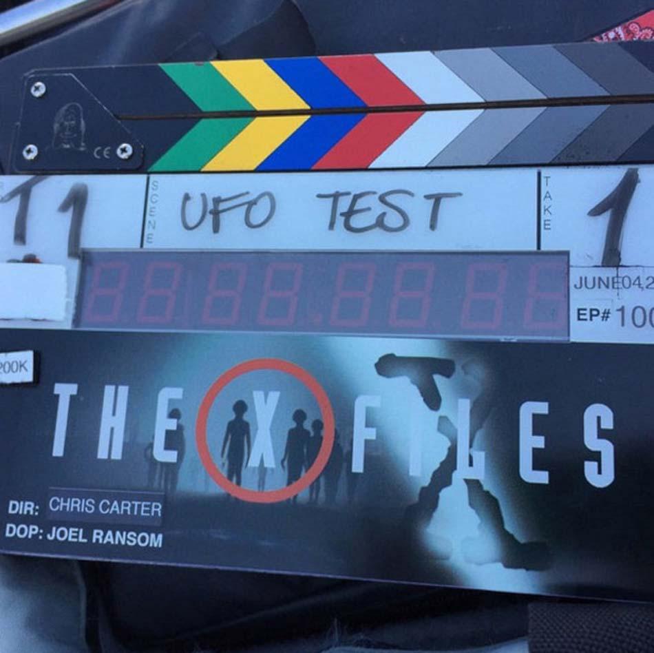201 Days Of The X Files Chris Carter Etait Au Nifff Et