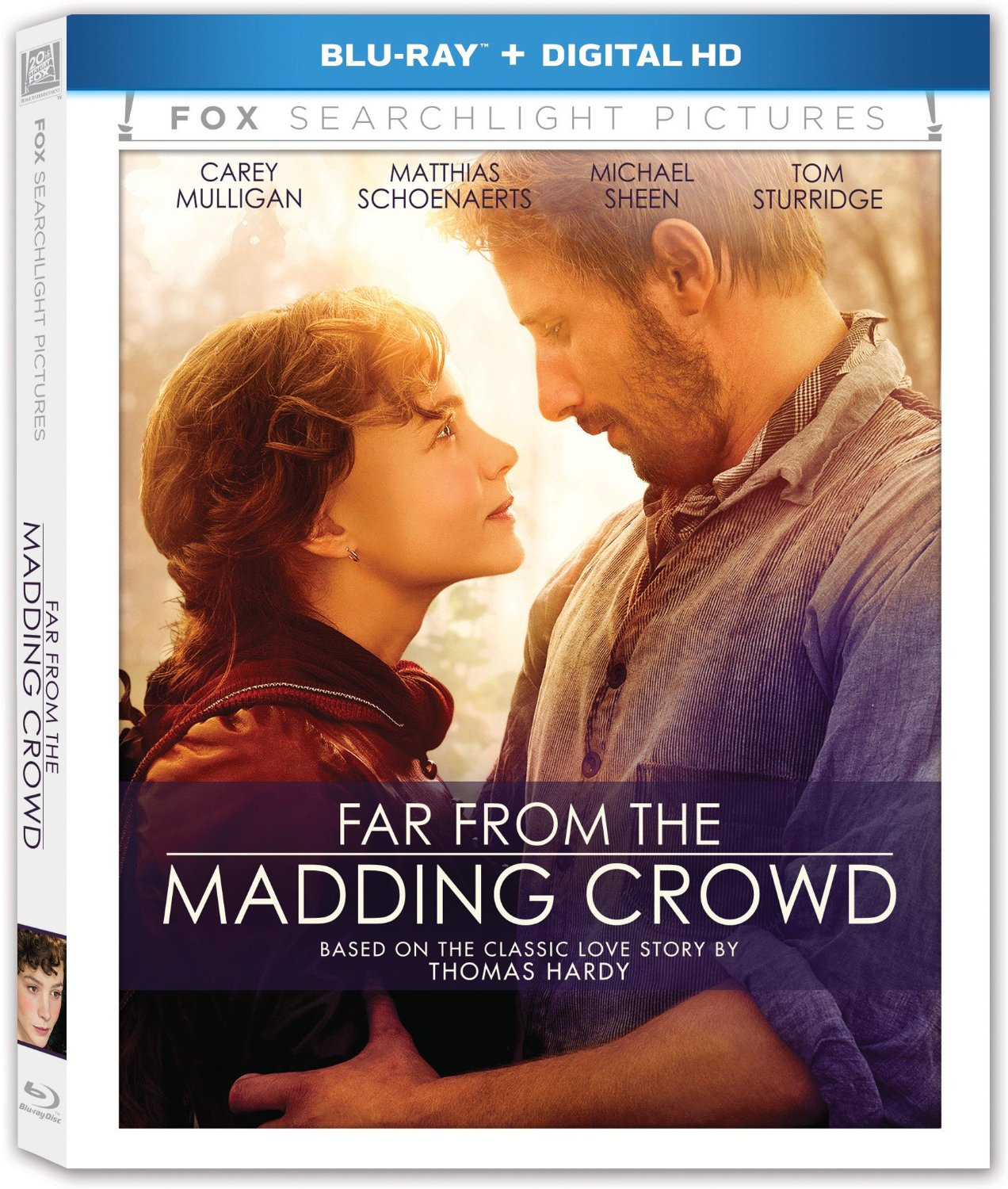 """the madding crowd 10 essay Hardy's use of time in """"far from the madding crowd"""" is a very important feature of the novel, which hardy portrays very effectively he bases a typical year."""