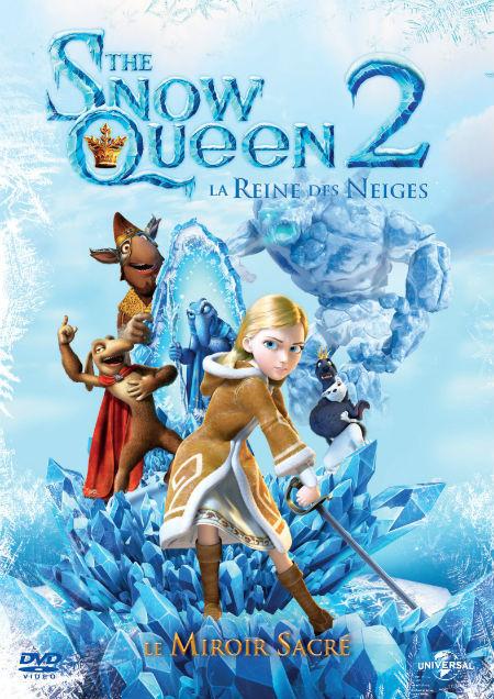 la reine des neiges 2
