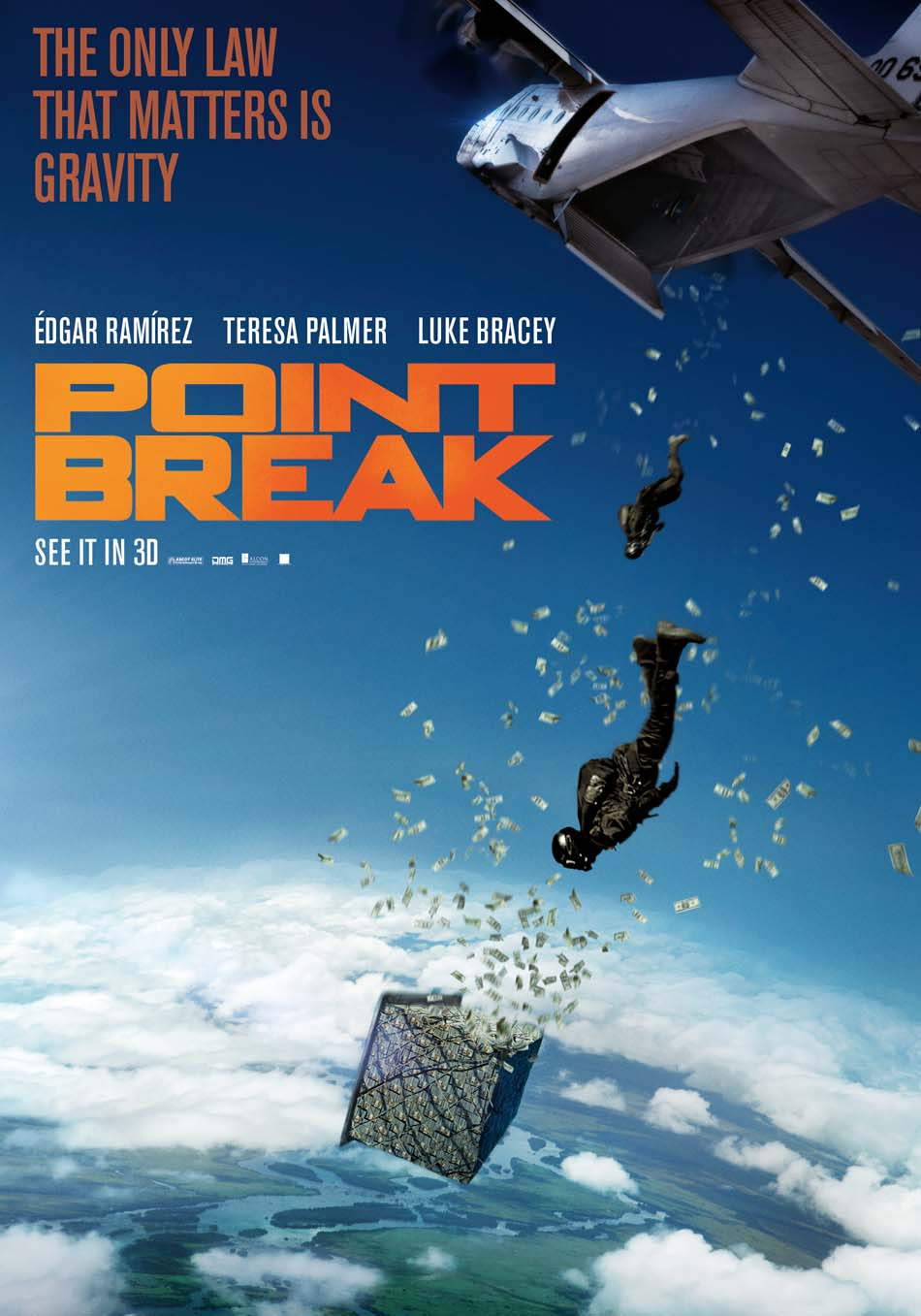point break extr me remake daily movies. Black Bedroom Furniture Sets. Home Design Ideas