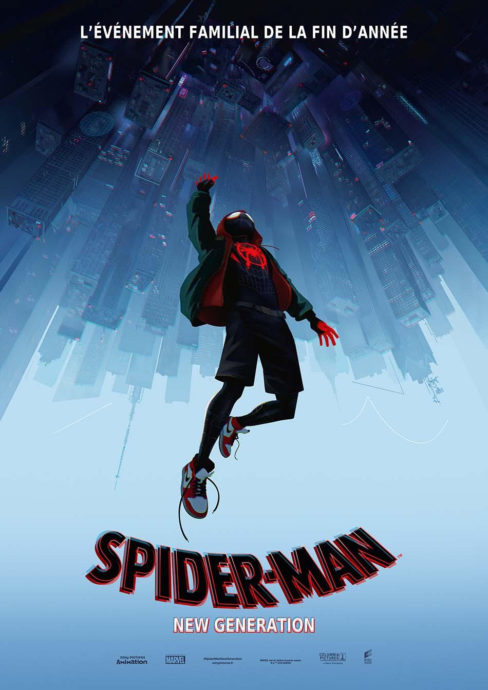 Spiderman new generation un dessin anim compliqu daily movies - Spiderman 1 dessin anime ...