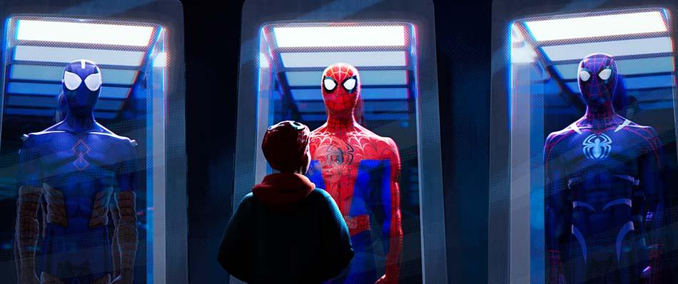 Spiderman New Generation Un Dessin Animé Compliqué