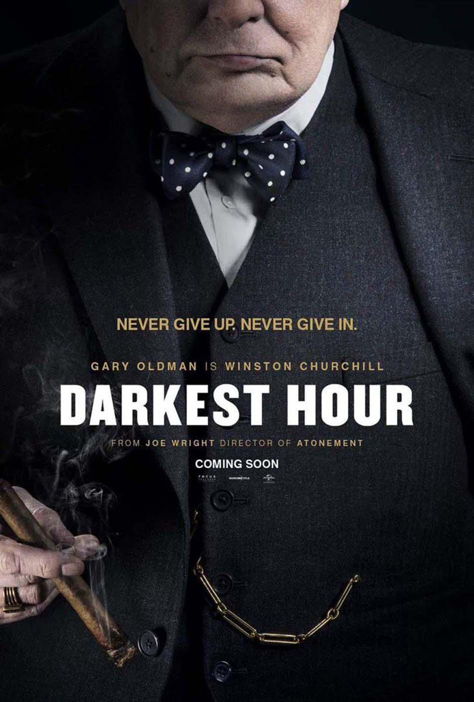 Darkest Hour Churchill