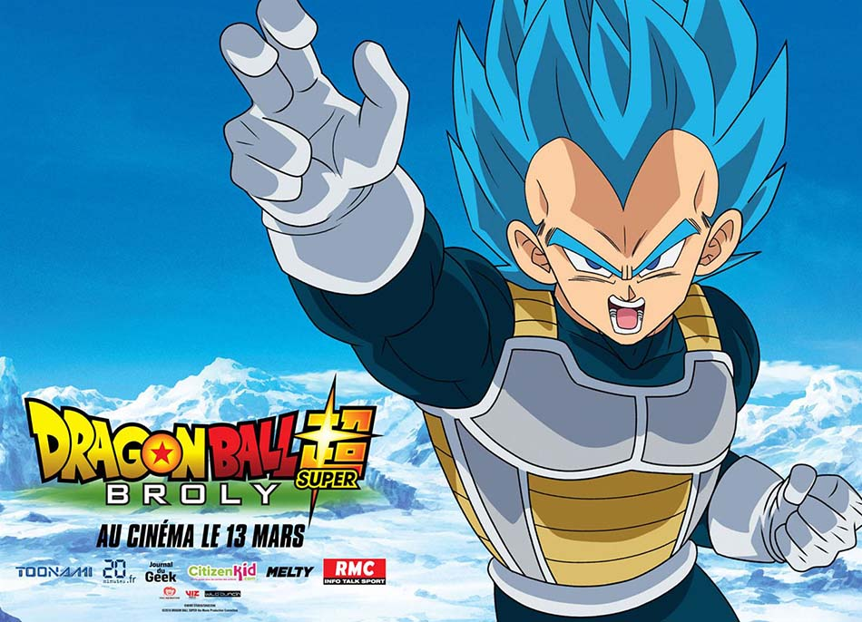 Dragon Ball Super Broly Daily Movies